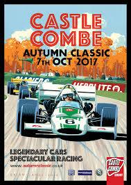autumn classic poster
