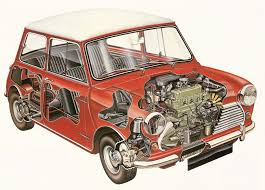 classic car mini