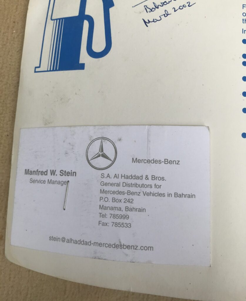 Mercedes 500SL for sale