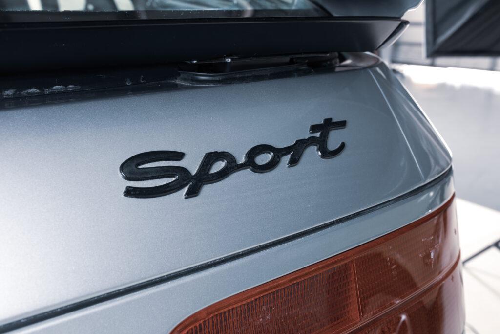 Porsche 968 sport for sale